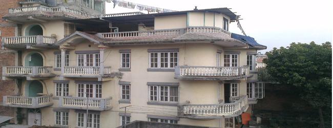 कञ्चनजंघा ब्वाइज होस्टेलः